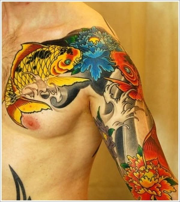 20 Fish Tattoo Design Pictures 31