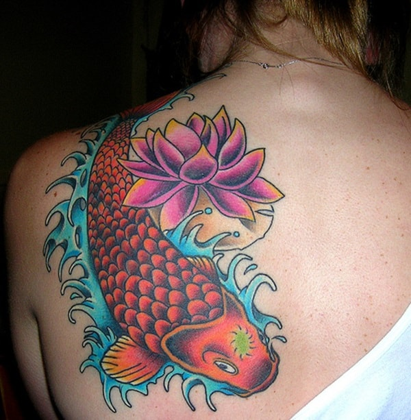 20 Fish Tattoo Design Pictures 33