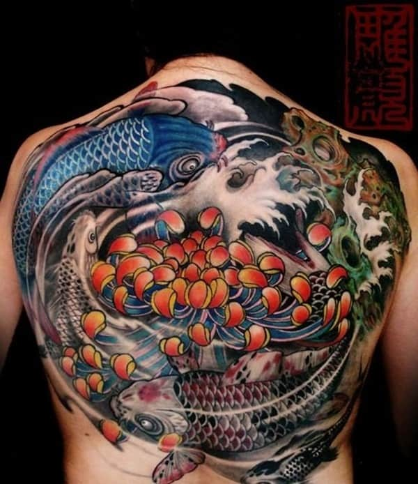 40 Beautiful And Catchy Fish Tattoo Designs