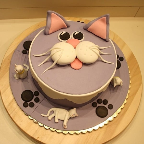 Birthday Cake Recipes For Your Cats 3
