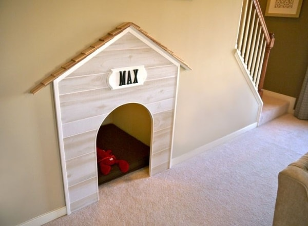 Great Ideas Of Dog House Under Staircase 1