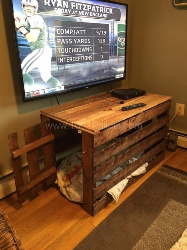 40 Comfy Large Dog Crate Ideas 16