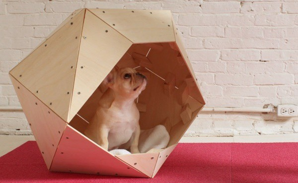 40 Comfy Large Dog Crate Ideas 2