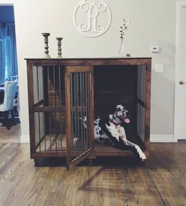 How To Make A Cover For Dog Cage