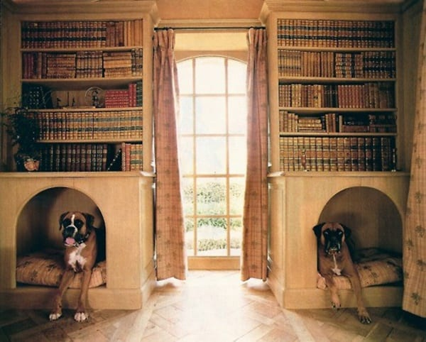 40 Comfy Large Dog Crate Ideas 9