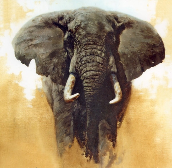 40 Outstanding Oil Painting on Animals 10