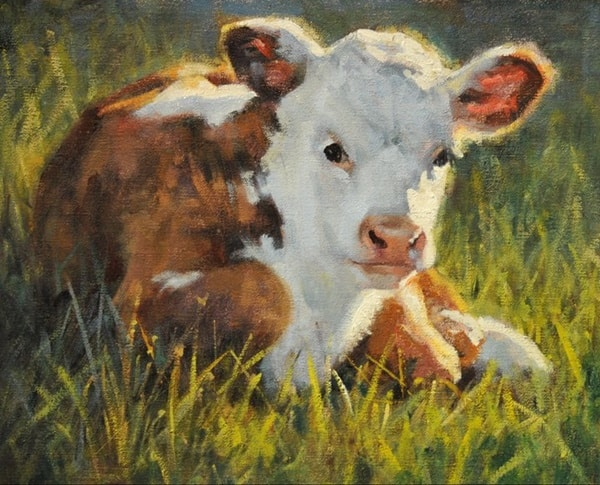 40 Outstanding Oil Painting on Animals 20