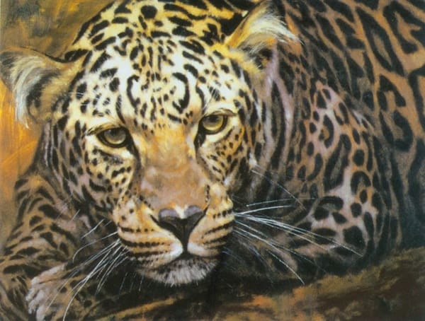 40 Outstanding Oil Painting on Animals 32