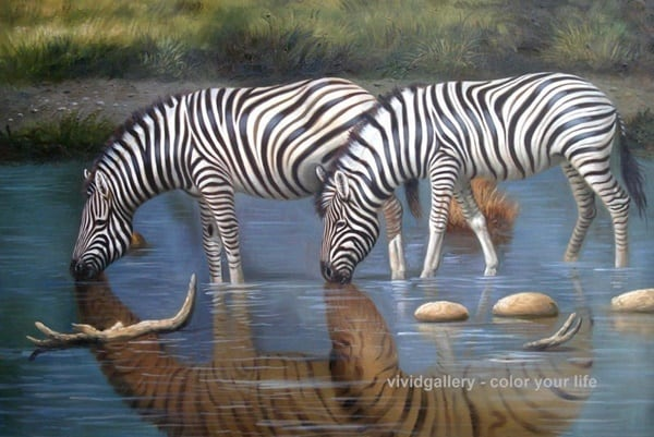 40 Outstanding Oil Painting on Animals 37