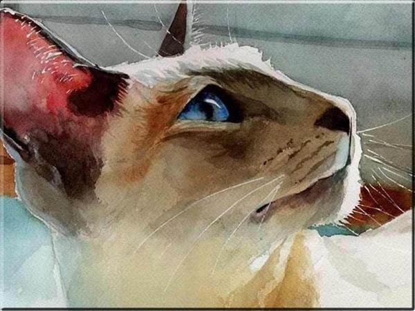 40 Outstanding Oil Painting on Animals 39