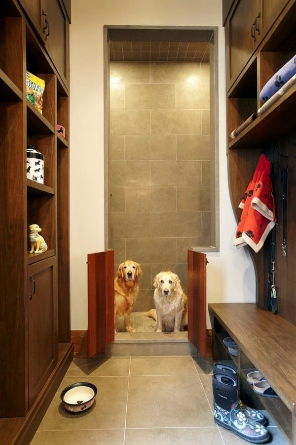 40 Easy Dog Wash Area Ideas 10