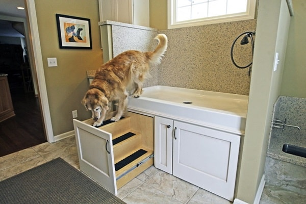 40 Easy Dog Wash Area Ideas 26