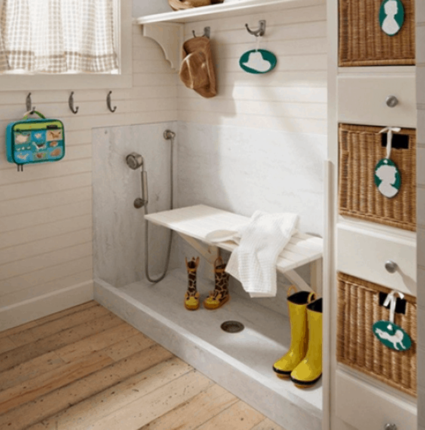 40 Easy Dog Wash Area Ideas 29