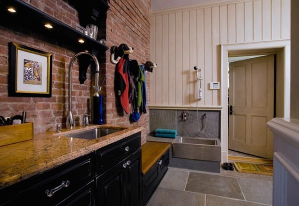 40 Easy Dog Wash Area Ideas 33
