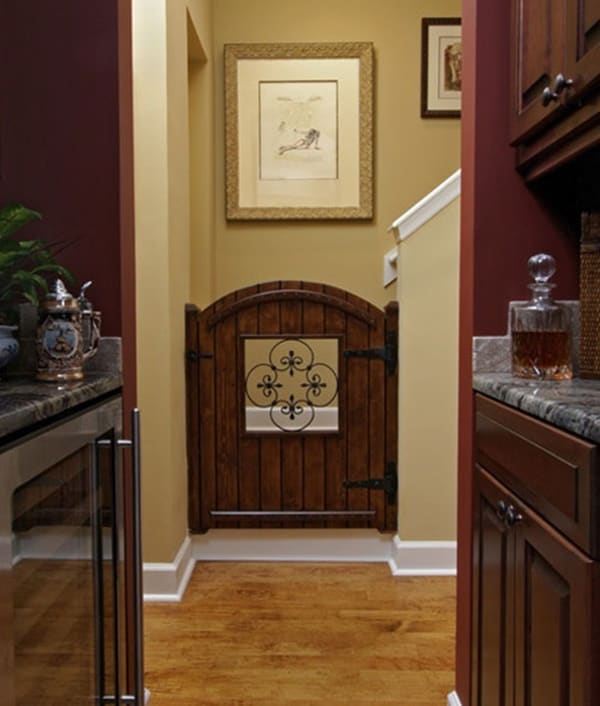 cool garage decorating ideas - 30 Cool and Classy Pet Door Ideas Tail and Fur