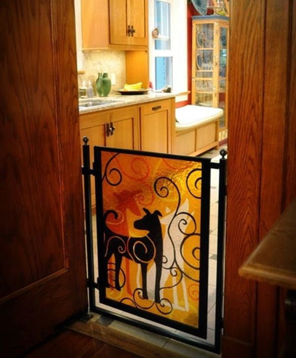 30 Cool And Classy Pet Door Ideas Tail And Fur
