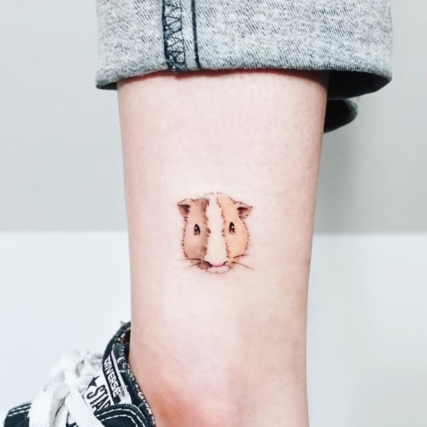 Pictures Of Pet Tattoos