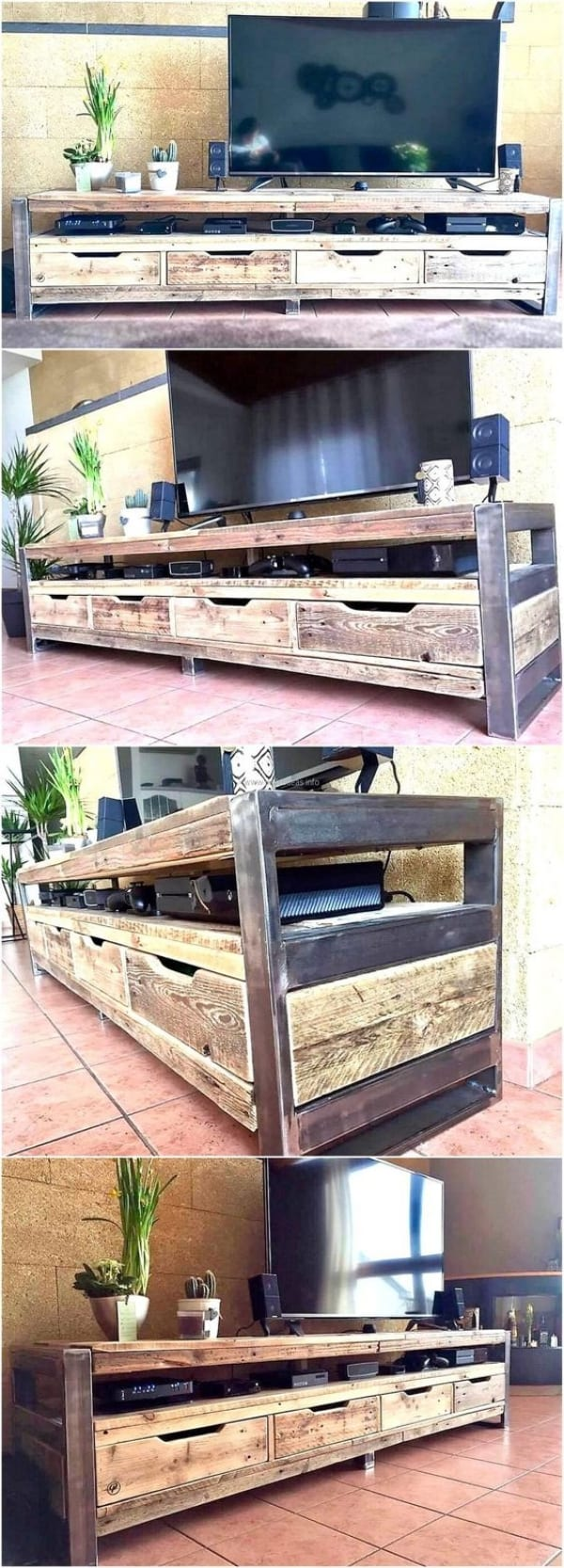 Modern Reclaimed Furniture